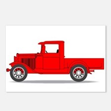 Early Pickup Truck Postcards (Package of 8)