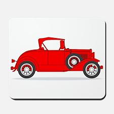 Early Motor Car Mousepad