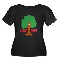 Earth Day : Tree Hugger, Hug me! T