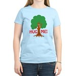 Earth Day : Tree Hugger, Hug me! Women's Light T-S