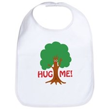 Earth Day : Tree Hugger, Hug me! Bib