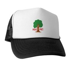 Earth Day : Tree Hugger, Hug me! Trucker Hat
