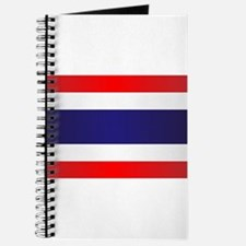 National Flag Of Thailand Journal