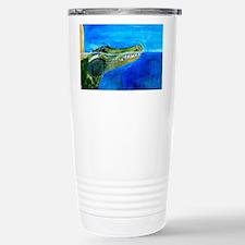 Cute Gator Travel Mug