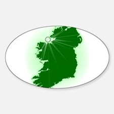 Eire The Emerald Isle Decal