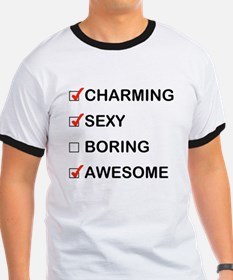 Not Boring T T-Shirt