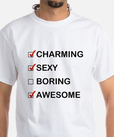 Not Boring Shirt