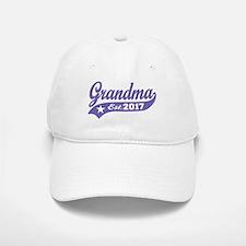 Grandma Est. 2017 Baseball Baseball Cap