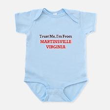 Trust Me, I'm from Martinsville Virginia Body Suit