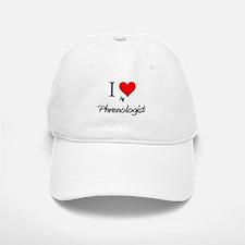 I Love My Phrenologist Baseball Baseball Cap