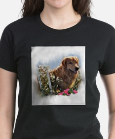 Golden Retriever Ar T-Shirt