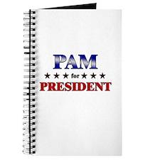 PAM for president Journal