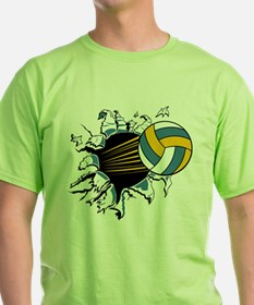 Volleyball Burst T-Shirt