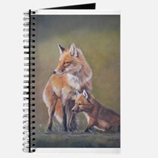 Cute Fox kit Journal