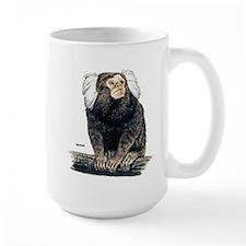 Marmoset Monkey Ceramic Mugs