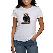 Marmoset Monkey (Front) Tee