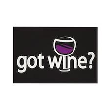 got wine? Rectangle Magnet (10 pack)