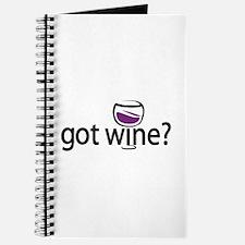 got wine? Journal