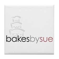 Cake 3 - Tile Coaster