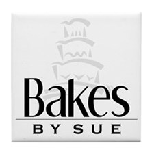 Cake 2 - Tile Coaster