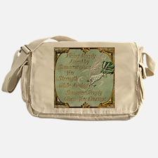 Harvest Moons Love & Courage Messenger Bag