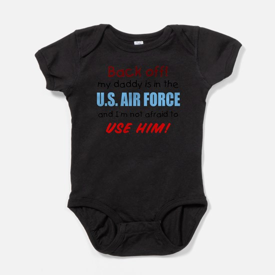 Cute Air Baby Bodysuit