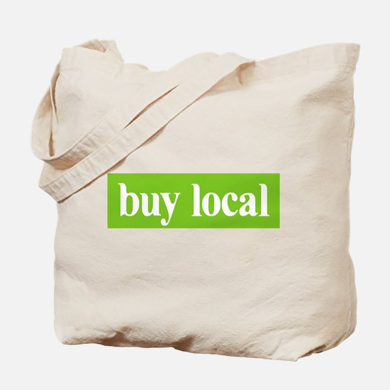 Buy Local Grocery Bag Tote Bag