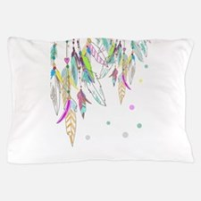 Unique Cherokee dream catchers Pillow Case