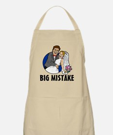 Big Mistake BBQ Apron