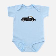 MGTD Black Infant Bodysuit