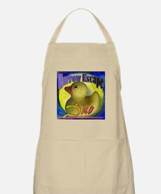 Cute Narrow escape duo Apron