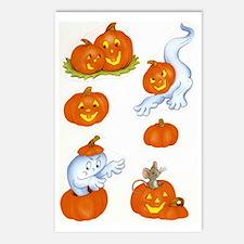 Halloween 38 Postcards (Package of 8)
