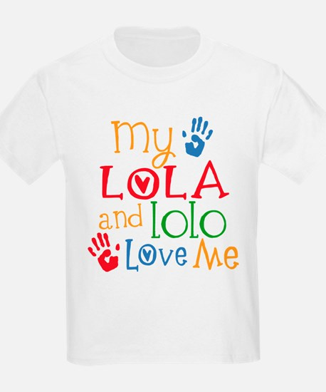 Lola and Lolo Love Me T-Shirt