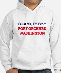 Trust Me, I'm from Port Orchard Hoodie