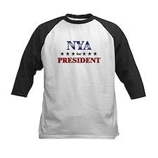 NYA for president Tee