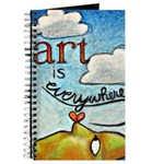 Art Is Everywhere Journal