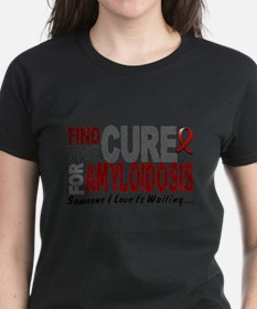 Find the Cure Amyloidosis T-Shirt