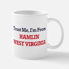 Trust Me, I'm from Hamlin West Virginia Mugs