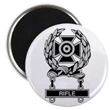 Army Rifle Expert Badge Magnet