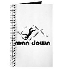 man down skier Journal