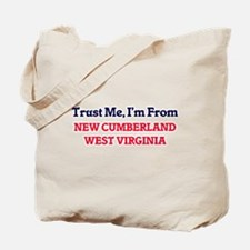 Trust Me, I'm from New Cumberland West Vi Tote Bag