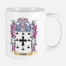 Caro Coat of Arms (Family Crest) Mugs