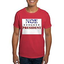 NOE for president T-Shirt