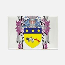 Carriere Coat of Arms (Family Crest) Magnets