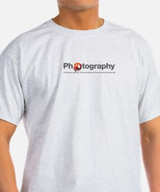 Photography is all about secrets. The secr T-Shirt