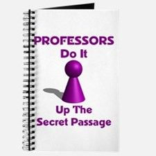 Professors Do It Up The Secret Passage Journal