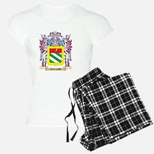 Cascio Coat of Arms (Family Pajamas