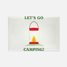 Go Camping Magnets