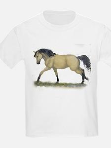 Buckskin Loping T-Shirt