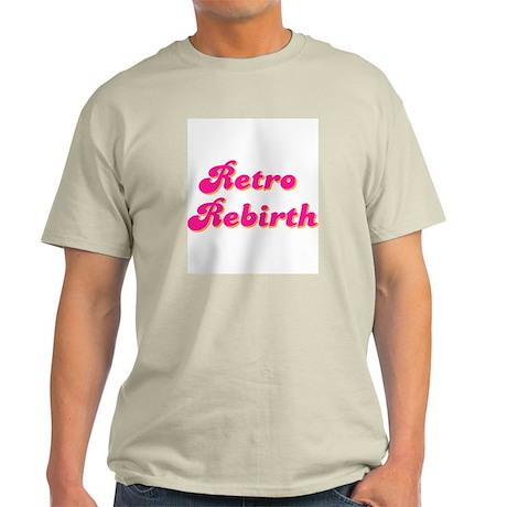Retro Rebirth Logo Light T-Shirt